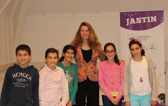 Leadership Academy ontvangt Tweede Kamerlid Sharon Gesthuizen