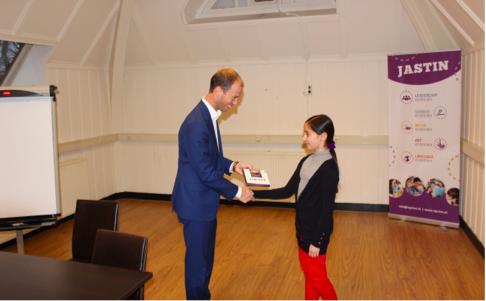 Leadership Academy ontvangt TweedeKamerlid Duco Hoogland