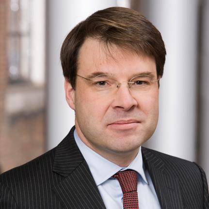 Roald van der Linde Leadership