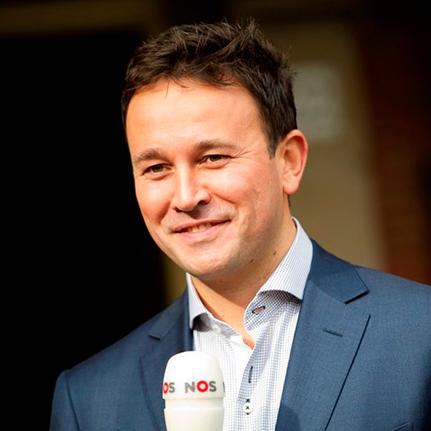 Xander van Wulp Gastles NOS politiek verslaggever