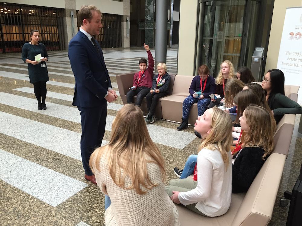 Tweede Kamerlid Kees Verhoeven van de D66 Leadership